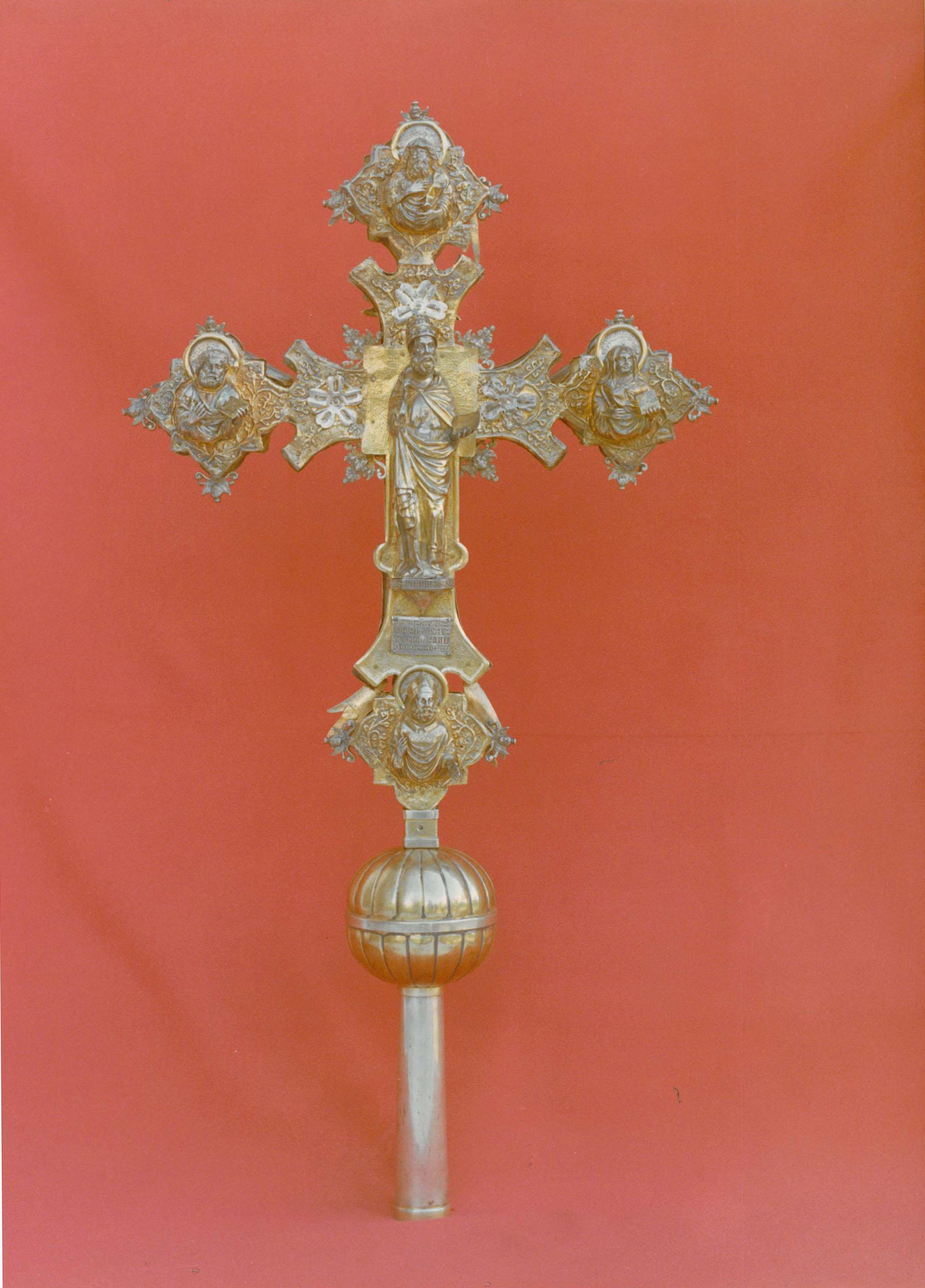 Quattro Chiese Papali Croce